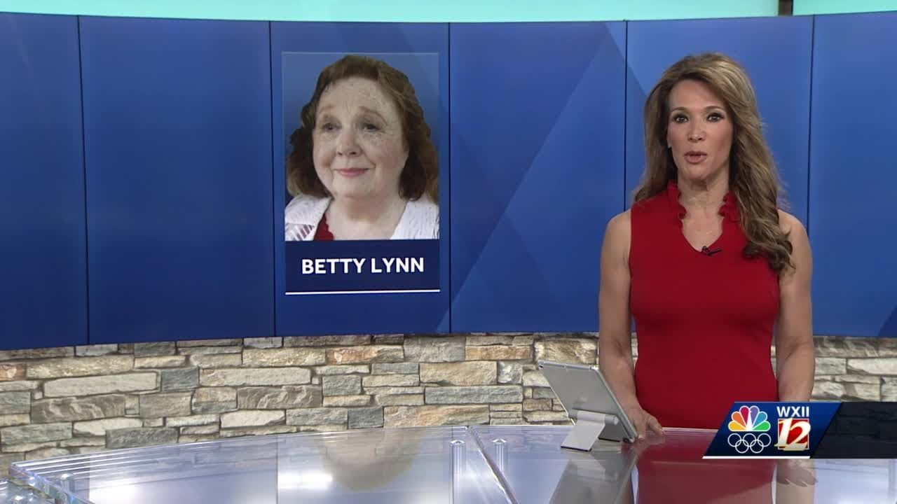 Betty Lynn, beloved 'Andy Griffith Show' actress and Mount Airy ...
