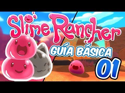 Slime Rancher: Conociendo la Granja - [Guía Básica] Parte 01 | Nova Gameplays