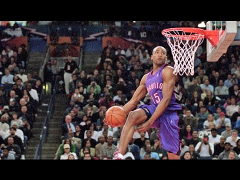 ThrowbackThursday: Vince Carter Posterizes Frederic Weis | All ...