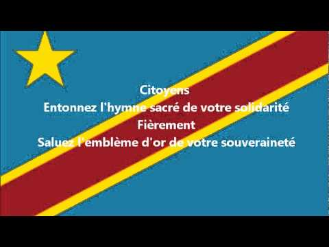 Hymne national de la République Démocratique du Congo