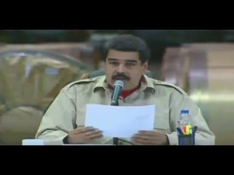 Nicolás Maduro participó en encuentro con trabajadores de Sidor en Bolívar