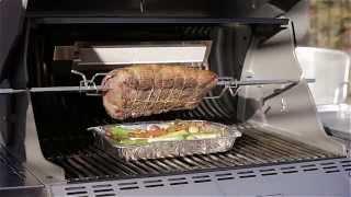 How To Rotisserie Prime Rib