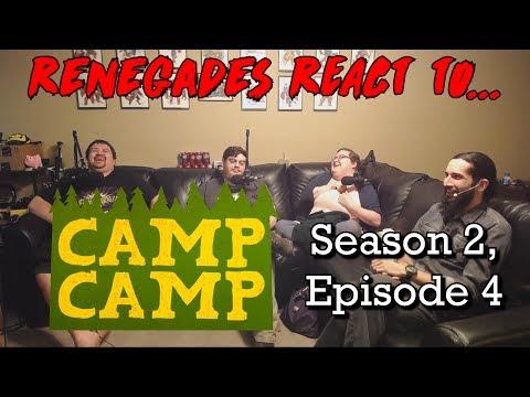 Renegades React to... Camp Camp - Season 2, Episode 4: Jermy Fartz