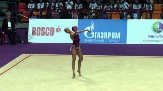Mamun Margarita, Ball, Маргарита Мамун, мяч,  Grand Prix, 2014, Moscow