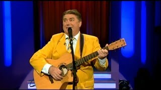 Pat Shortt sings about his Childhood Heartaches