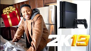 SURPRISING MY EX WITH A NEW PS4🎮🎁