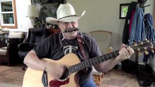 957b  - Cherokee Fiddle -  Johnny Lee cover with guitar chords and lyrics