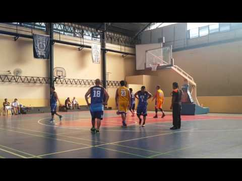 Hta batch 1982 vs 1988/89 basketball clip pt2