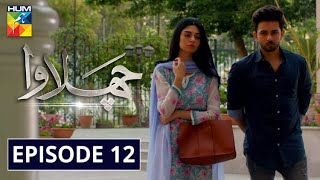 Chalawa Episode 12 HUM TV Drama 24 January 2021