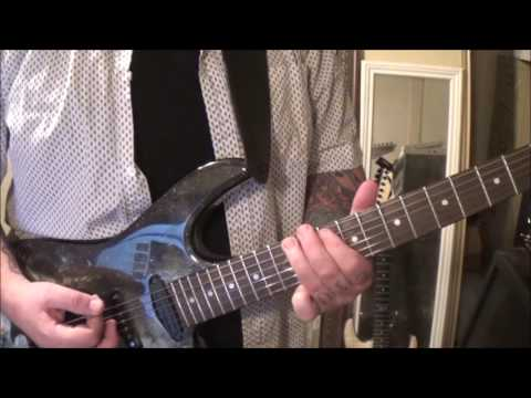 Whitecross - Love Is Our Weapon - CVT Guitar Lesson by Mike Gross(part 1) - How To Play