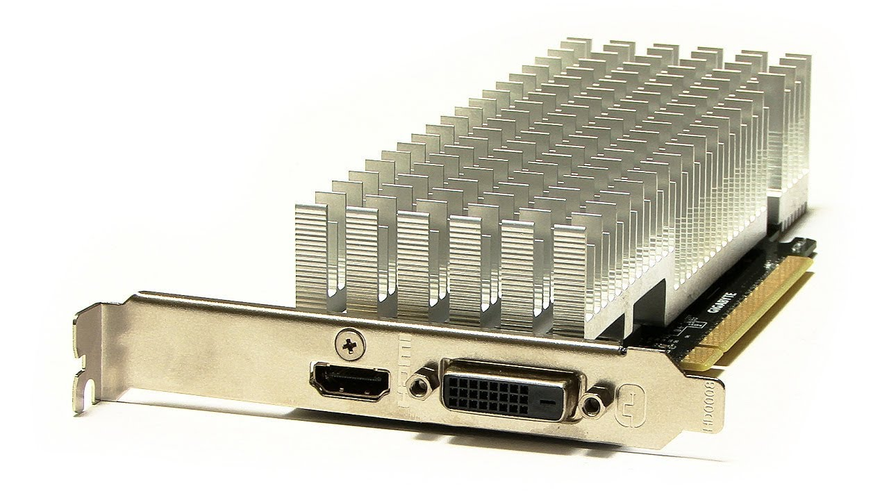 GT 1030 Silent Graphics Card