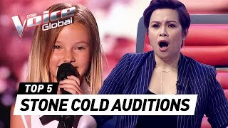BEST DEMI LOVATO 39 s Stone Cold Blind Auditions in The Voice Kids
