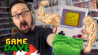 Download I MADE the ULTIMATE Game Boy!! | Game Dave Mp3