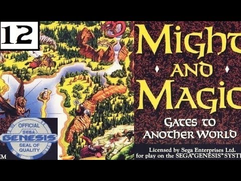 Let's Play - Might & Magic II - 12