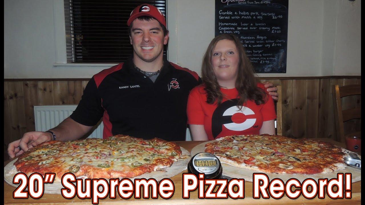 Download Supreme Pizza Challenge w/ Emma Dalton!!