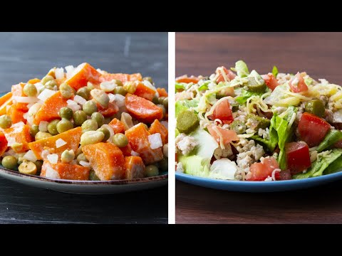 Steps to make the Healthiest Salad