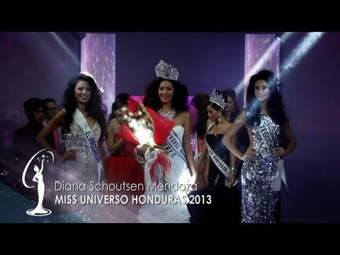 Miss Universo Honduras 2013 Completo HD