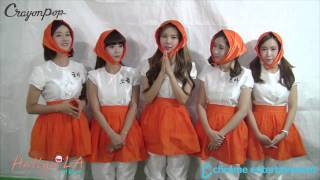 crayon pop talks about their tour with lady gaga and their shoot to stardom