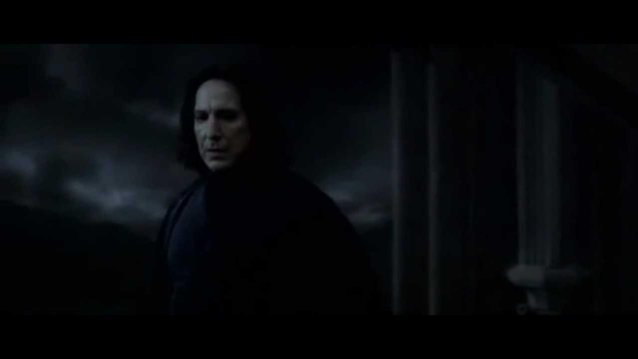 SNAPE KILLS JUSTIN BIEBER (ORIGINAL) - YouTube Dumbledore Vs Snape