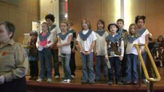 Let There Be Peace On Earth - Kids Chorus