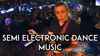 Electronic Dance Music on Acoustic Instruments, Dovydas Band Live 2017 Video