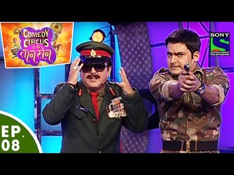 Comedy Circus Ke Taansen - Episode 8 -...