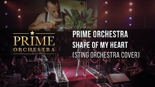 Prime Orchestra - Shape of my heart (Sting orchestra cover)