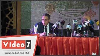 بالفيديو.. وزير الآثار: مصر همزة الوصل بين آسيا وأفريقيا وستظل دولة محورية