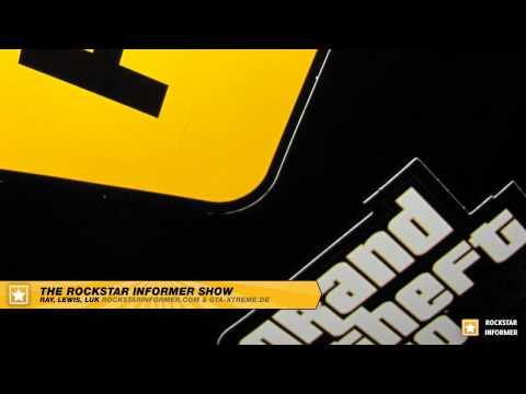 The Rockstar Informer Show - September edition