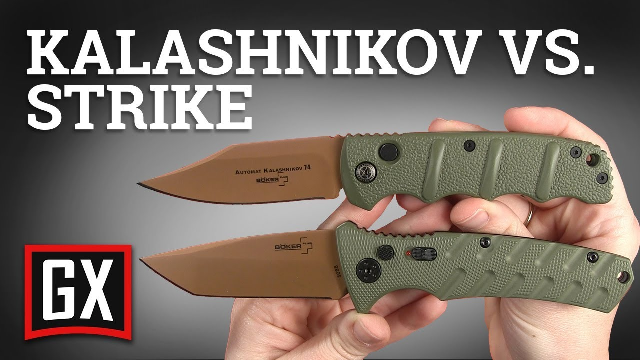 Boker Automatic Knives - Switchblades for Sale | Grindworx