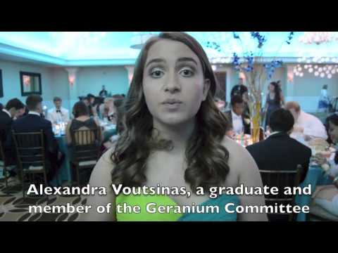 Watch: Staten Island Academy's Class of 2015 at the 50th Annual Geranium Ball