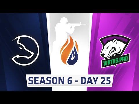 ECS Season 6 Day 25 LDLC vs Virtus.Pro - Nuke