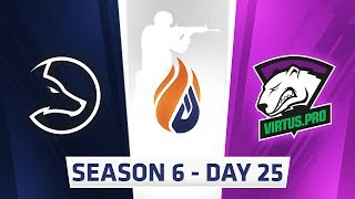 ECS Season 6 Day 25 LDLC vs Virtus.Pro - Nuke