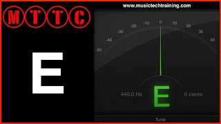 Online Guitar Tuner | EADGBE