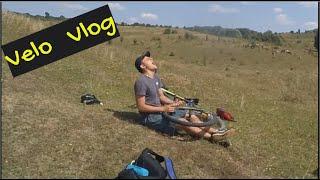 Велоблог | Летняя покатушка в село Стуфчинці | Как заклеить прокол на камере |