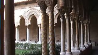 Kathedrale von Monreale / Sizilien - Duomo di Monreale / Sicilia