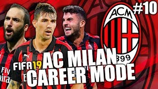 FIFA 19 | AC MILAN CAREER MODE | #10 | PRE-CONTRACT SIGNING!