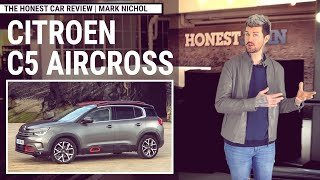 The Honest Car Review | Citroen C5 Aircross - bargain Range Rover or world's soggiest crossover...?