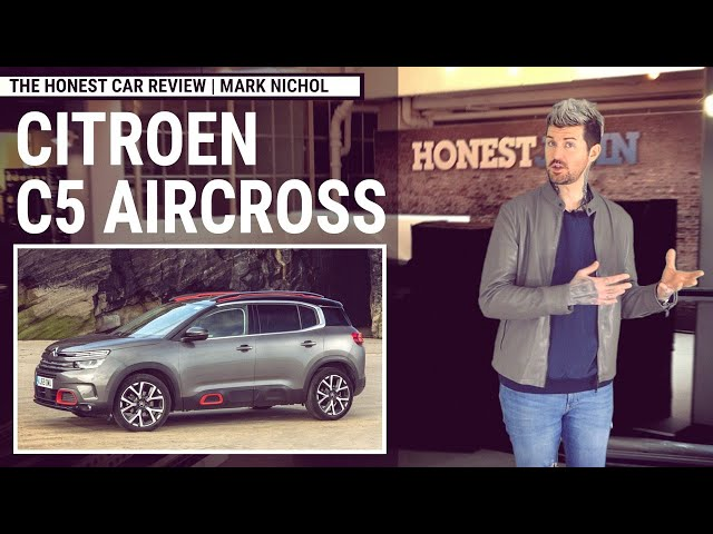 The Honest Car Review | Citroen C5 Aircross - bargain Range Rover or world's soggiest crossover...?