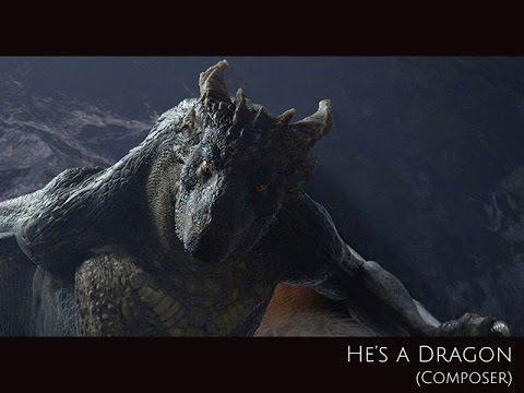 He's a Dragon - Original Score (Preview)