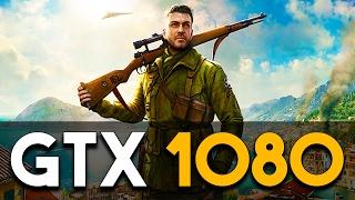 Sniper Elite 4 - GTX 1080 PC Ultra Settings Gameplay