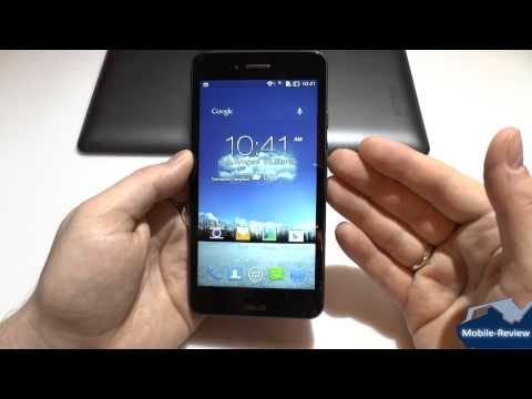 Видеообзор Asus PadFone Infinity The new