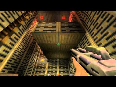 [PC Longplay] Quake 2 - Single Player - Part 1 of 2 |HD|