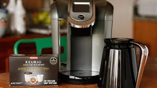New Keurig 2.0 Brewing System Review