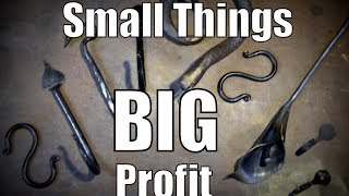 Small Things, Big Profit: Making Money as a Blacksmith
