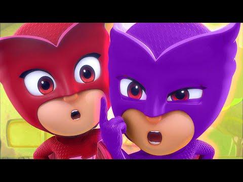 PJ Masks Funny Colors - New Episode 16 - Kids Videos