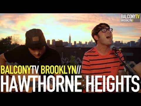 HAWTHORNE HEIGHTS - GOLDEN PARACHUTES (BalconyTV)