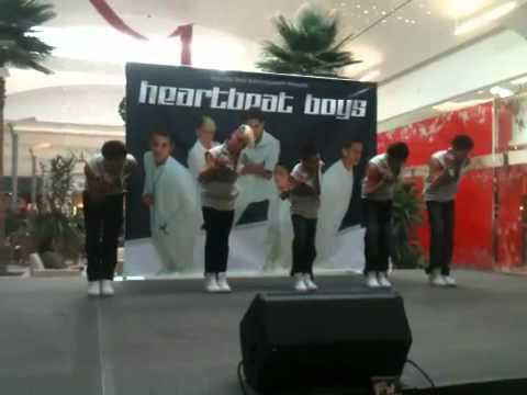 Heartbeat Boys - Cerritos Mall, CA