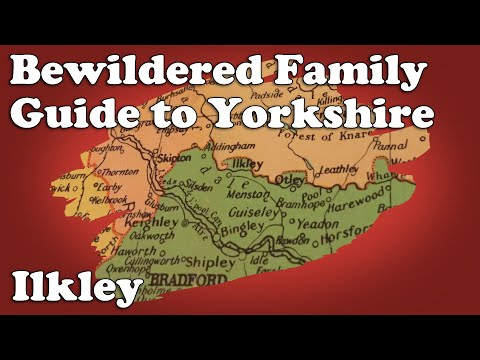 Bewildered Family Guide to Yorkshire -  Ilkley