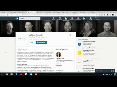 Digital Marketing Career Walkthrough July 2018